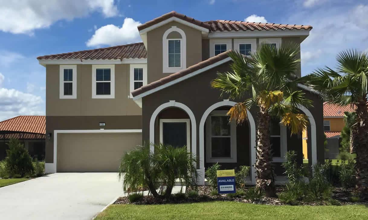Casas de ferias em Orlando a venda perto da Disney