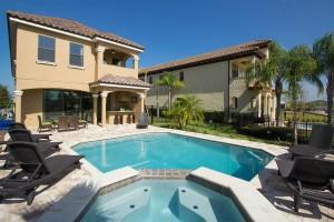 Novas casas de ferias Reunion Resort em Orlando