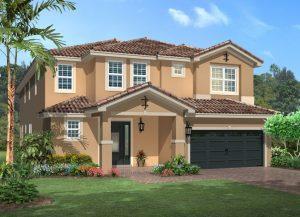 Hawthorne modelo O Encore Resort em Orlando