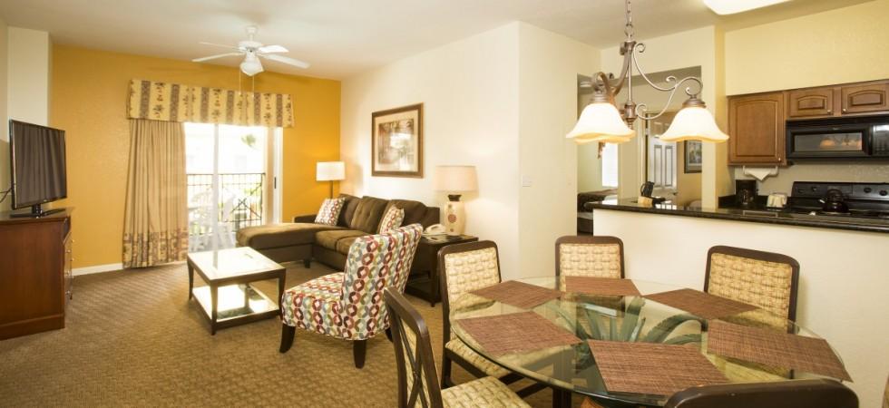 Apartamentos Lake Buena Vista Resort e Spa em Orlando