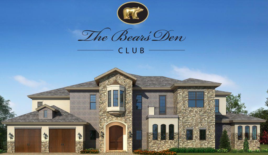 Bears Den Club em Orlando casas de golf