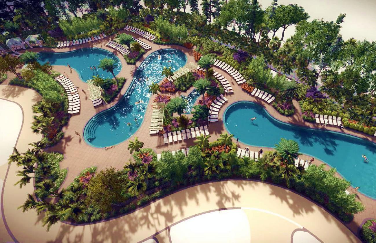 O Grove Resort Spa em Orlando